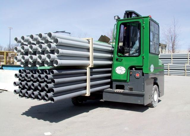 multi directional forklift truck Multi Directional Forklift Training