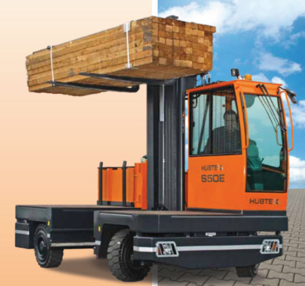 sideloader Sideloader Forklift Training