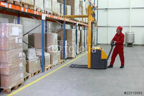 high level High Level Pallet Truck Training