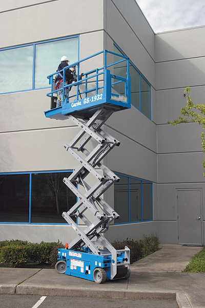 scissor lift Scissor Lift Training