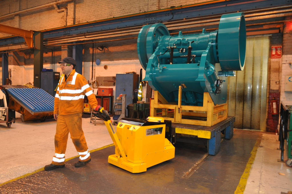 tow tug Electric Pedestrian Operated Tow Tugs